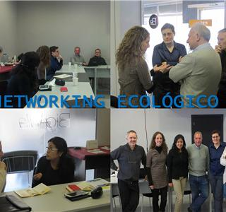 Ecológical Networking Group Barcelona