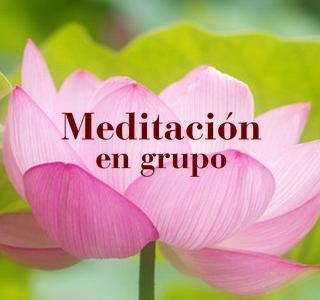 Meditaci n en grupo uolala - Hacer meditacion en casa ...