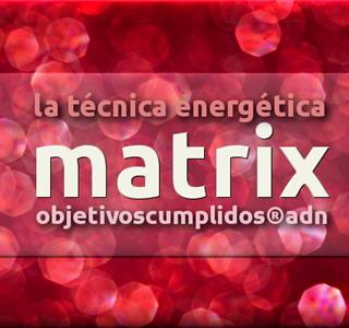 MATRIX BARCELONA - Matrix OC®ADN - Niveles I y II