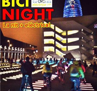 ELECTRIC BICI NIGHT - BARCELONA