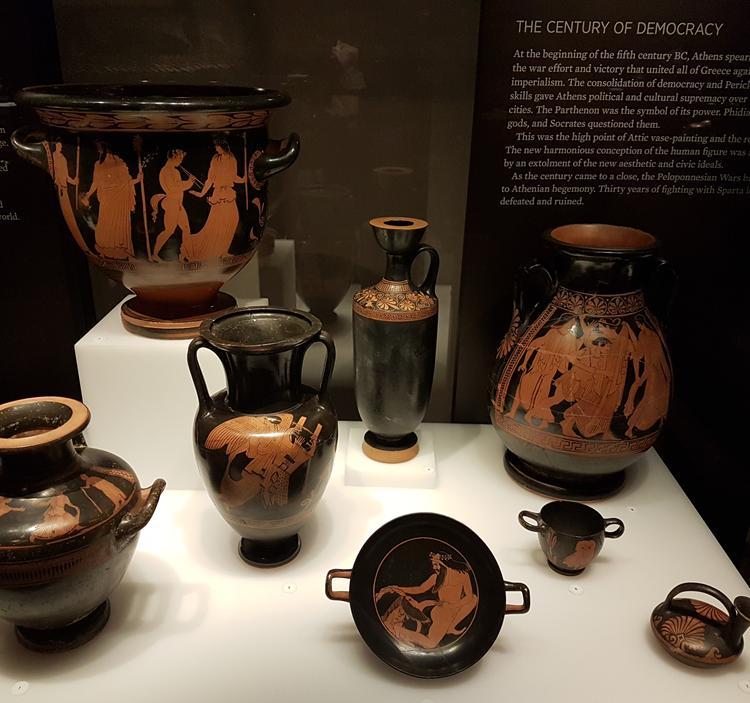 Antigua Grecia en el Museo Arqueológico Nacional