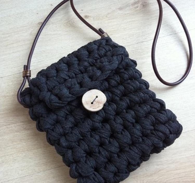 Aprende a hacer bolsos de trapillo barcelona 16 09 14 11 - Hacer bolsos de trapillo ...