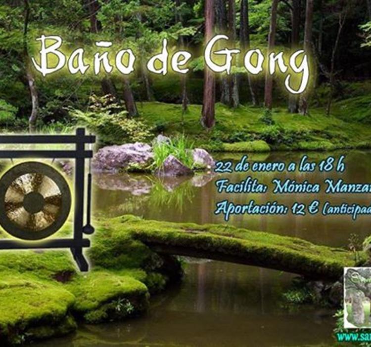 Concierto: Baño de gong en mataelpino (madrid)