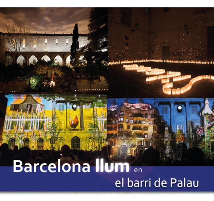 Barcelona Llum en el Barri de Palau