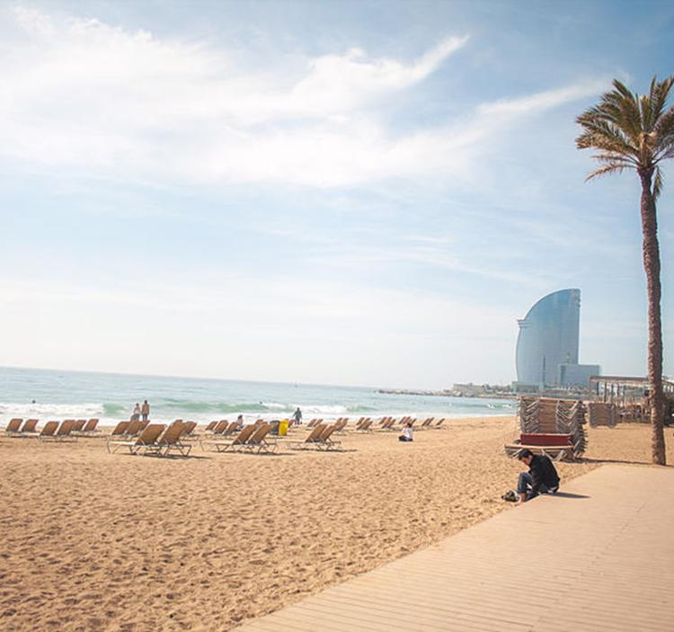 Barceloneta amb Vermut