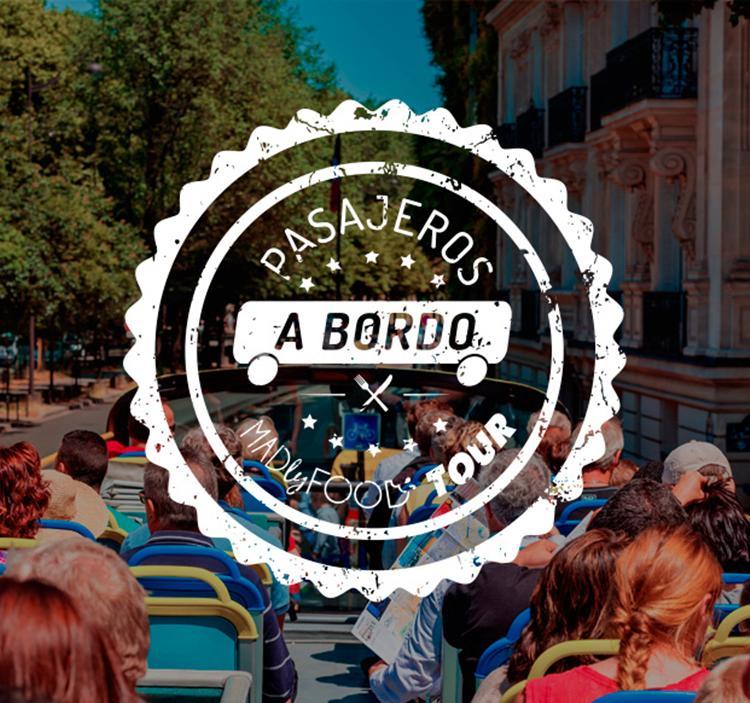 Ruta: Bus gastronómico de madrid
