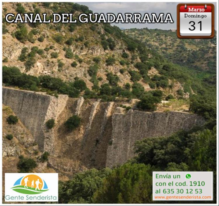CANAL DEL GUADARRAMA