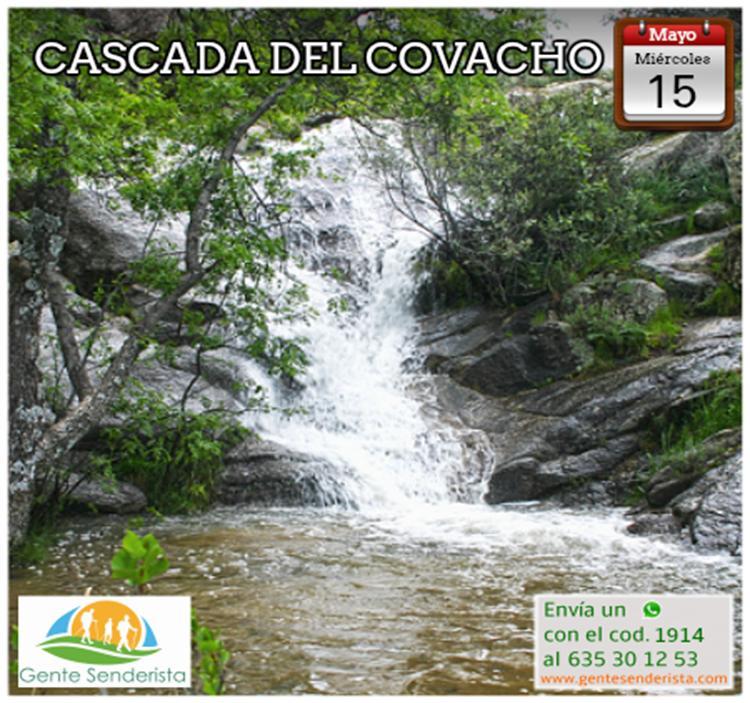 CASCADA DEL COVACHO - FESTIVO
