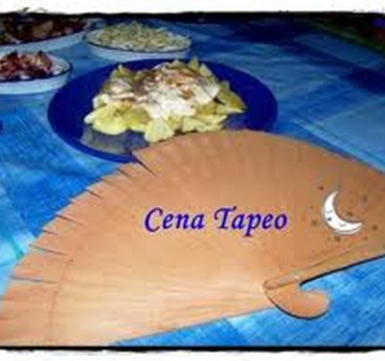 CENITA DE TAPEO