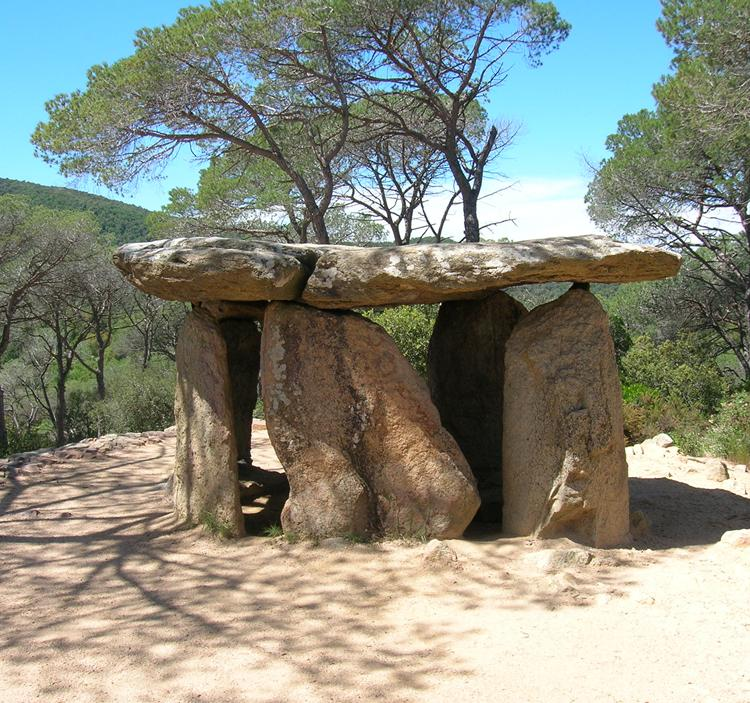 Circular Sant Celoni – Dolmen Pedra Genil