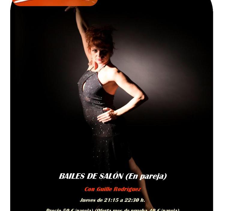 página web intercambio de parejas baile