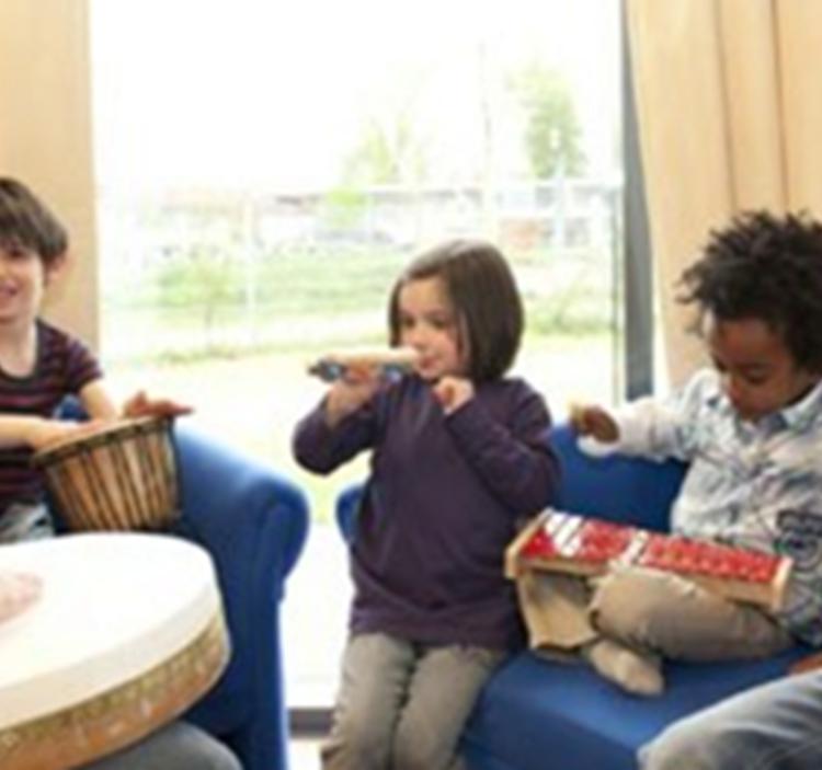 VI Taller de Música en Familia (niños y adultos)