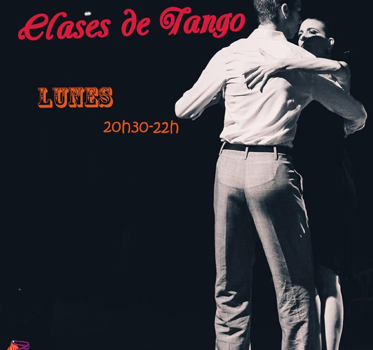 Clase de prueba gratuita de Iniciación al Tango