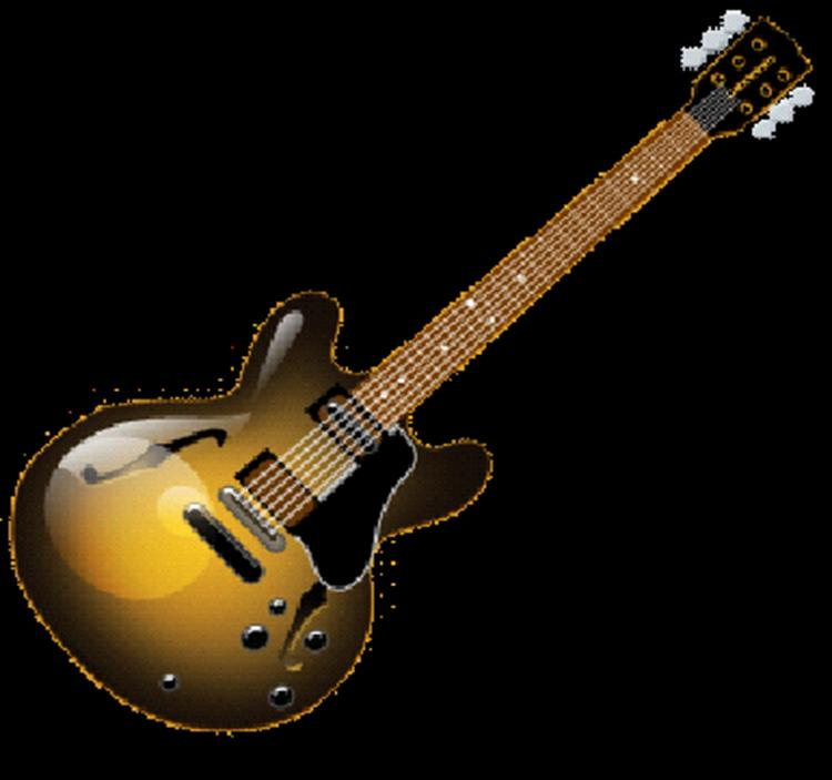 Clase guitarra eléctrica/acústica