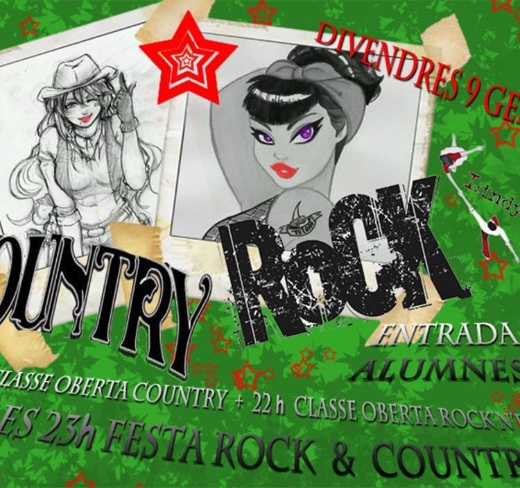 Classe Abierta + Fiesta de Rock&Roll y Country