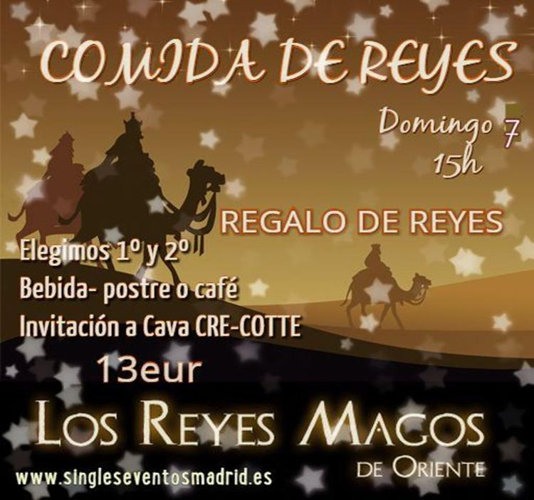 SOMOS 80 NO CABEMOS MÁS COMIDA REYES>> CAVA-REGALO