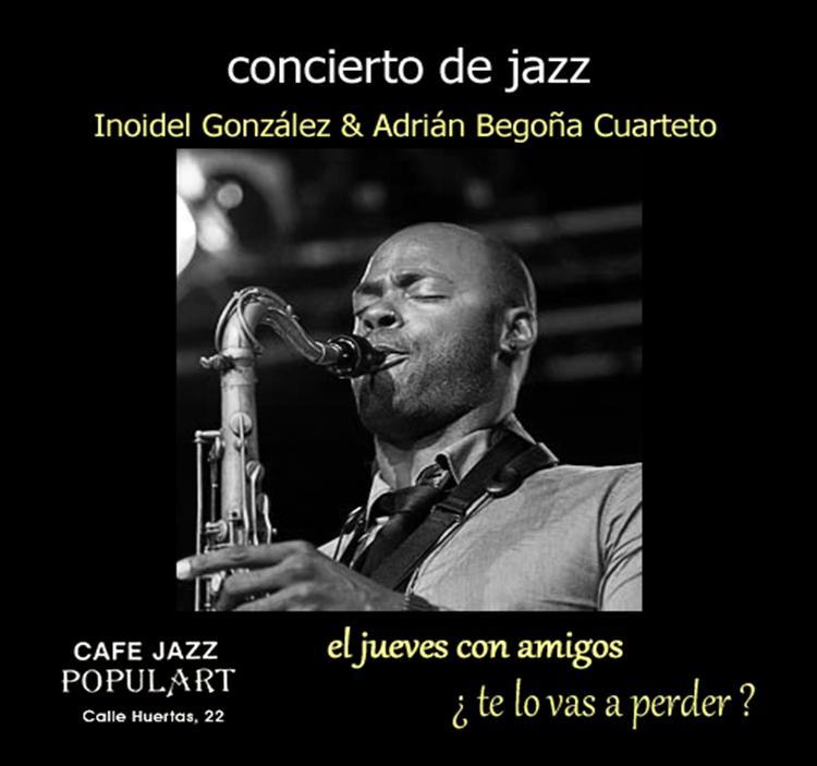 Concierto de jazz gratis uolala for Conciertos jazz madrid