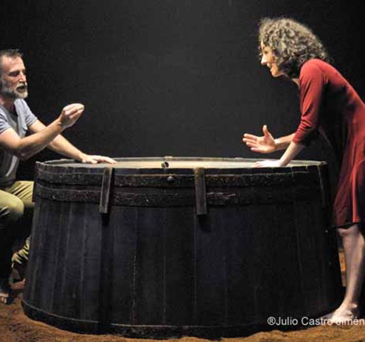 Teatro Eliminación de la Violencia contra la Mujer