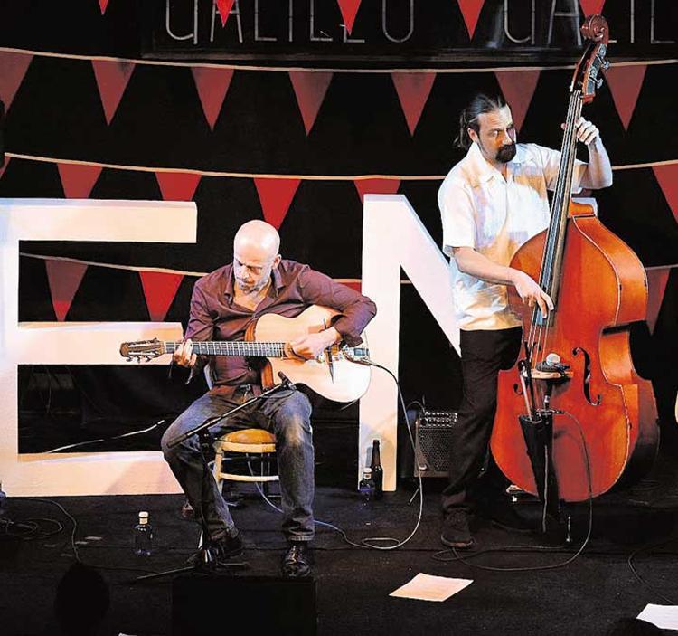 Concierto de jazz y swing por banda de reputaci n uolala for Conciertos jazz madrid