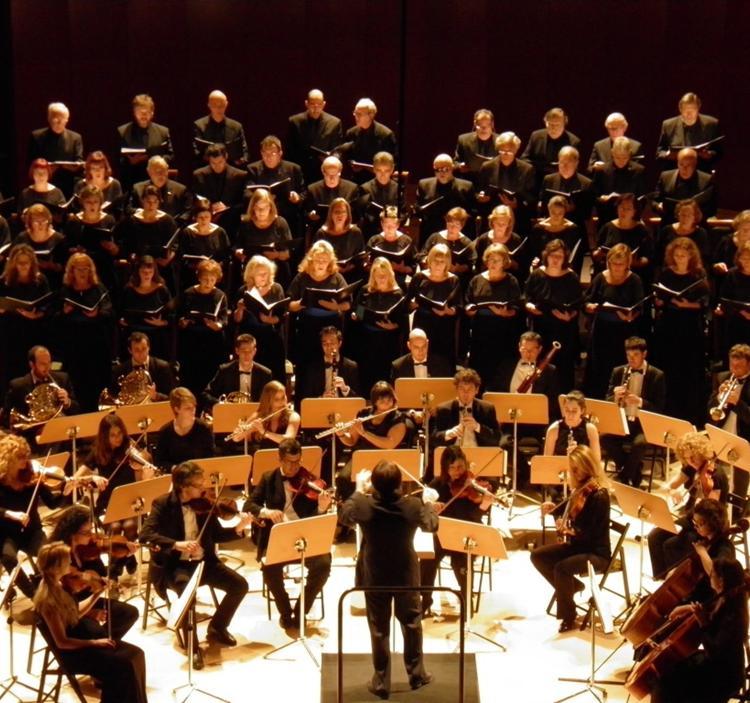 Concierto de m sica cl sica con coro y orquesta uolala for Casa piscitelli musica clasica