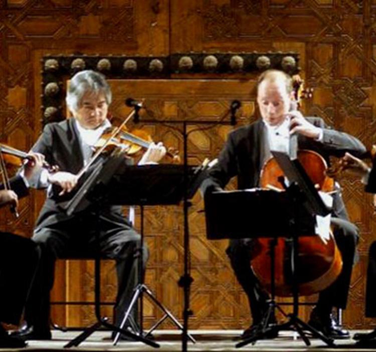 Concierto de musica clasica con Mozart y Turina