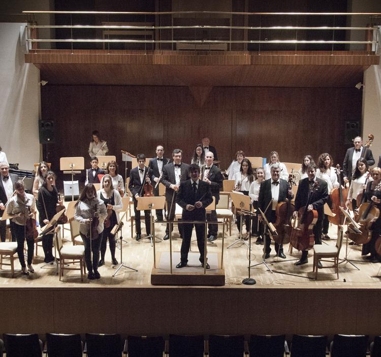 Concierto música clásica, de cine y temas actuales
