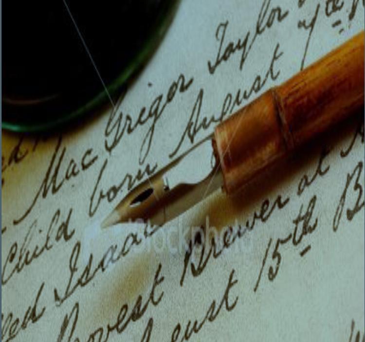 Seminario: conocer la personalidad a través de la escritura.