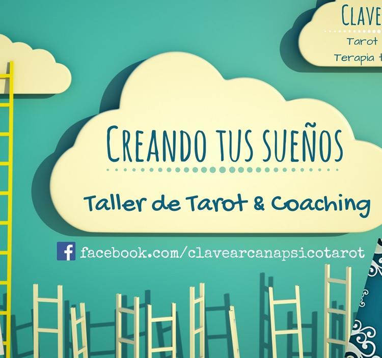 Sesión: Tarot & coaching: crea tus sueños