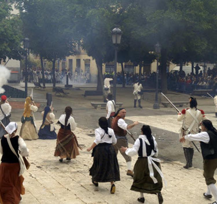 De las Maravillas a la Movida Madrileña: Malasaña