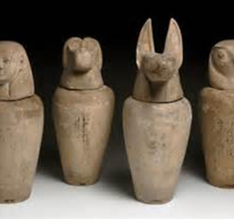 EGIPTO en el Arqueológico