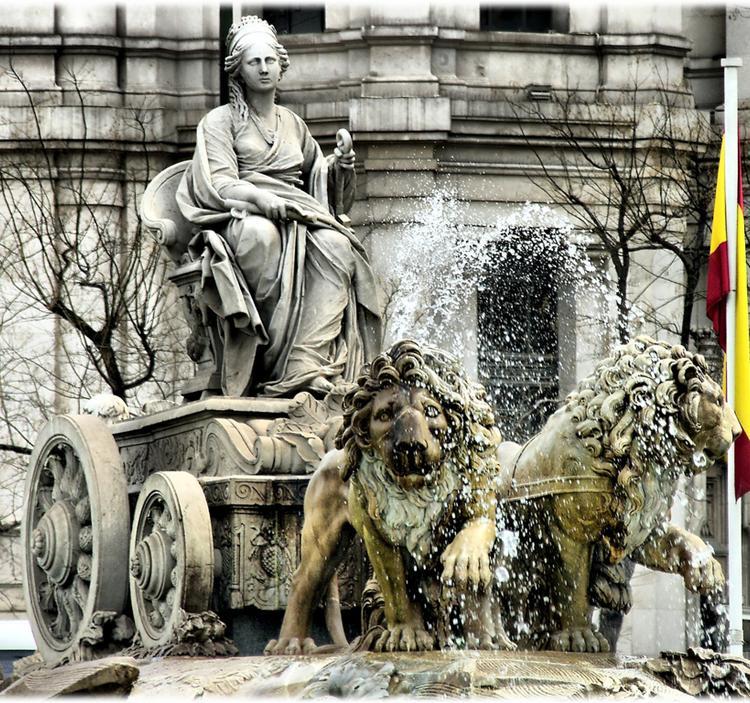 Ruta: Madrid de carlos iii a través del paseo del prado