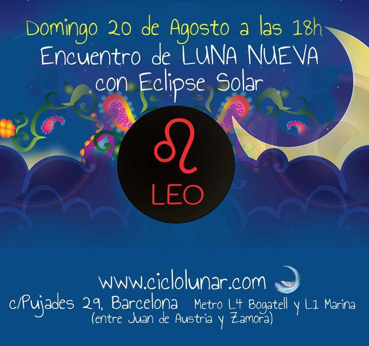 Evento: Encuentro de luna nueva