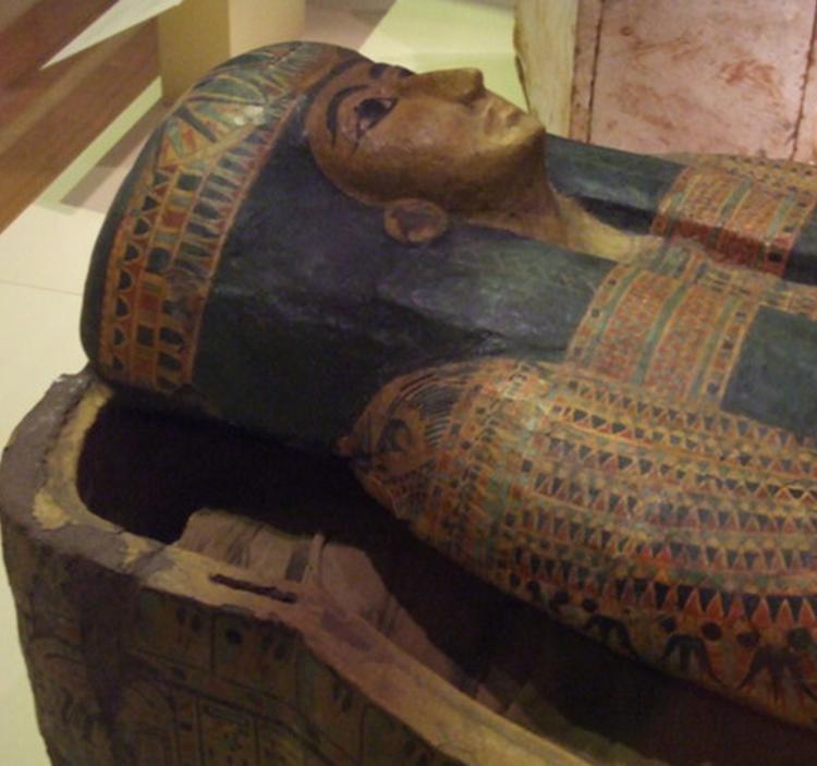 Visita guiada: Egipto en el arqueológico