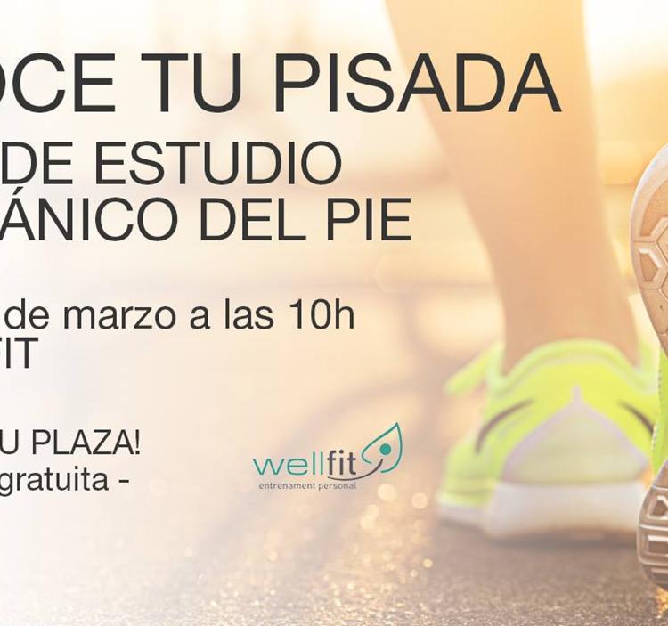 Jornada estudio biom canico de la pisada gratis uolala for Estudio de pisada