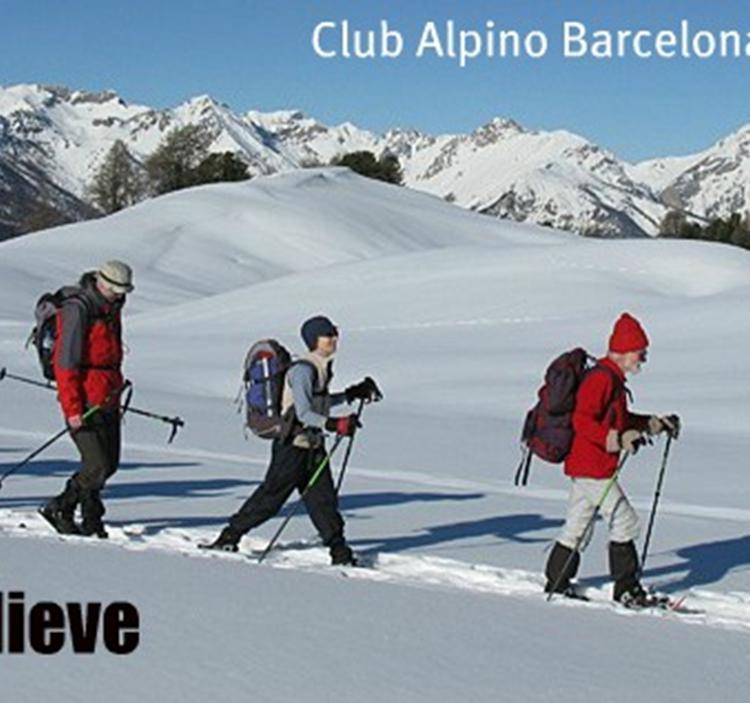 Excursió amb raquetes de neu