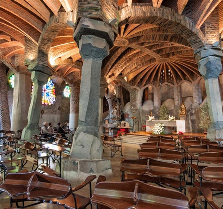 Excursión: Facil visita gaudi afueras barcelona