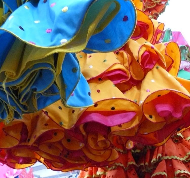 Fiesta: Feria de abril en barcelona