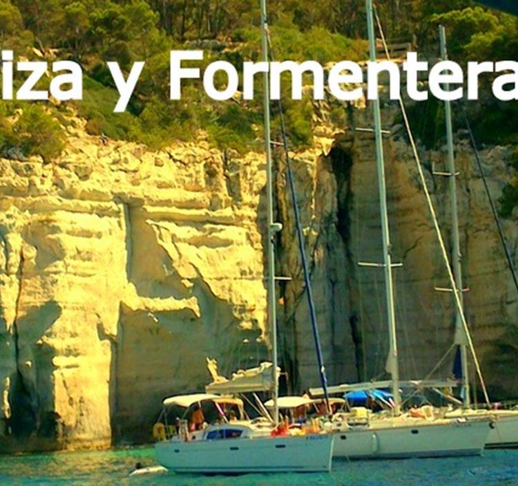 Formentera, ibiza y cabrera en velero