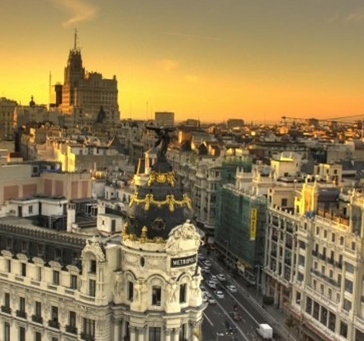 RUTA NOCTURNA: Madrid siniestro