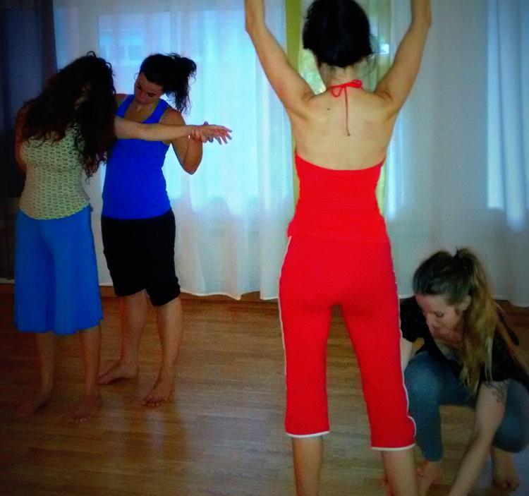 Freedom dance.reconoce tu cuerpo libera tensiones