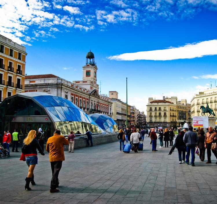 Freetour por el legendario centro de Madrid