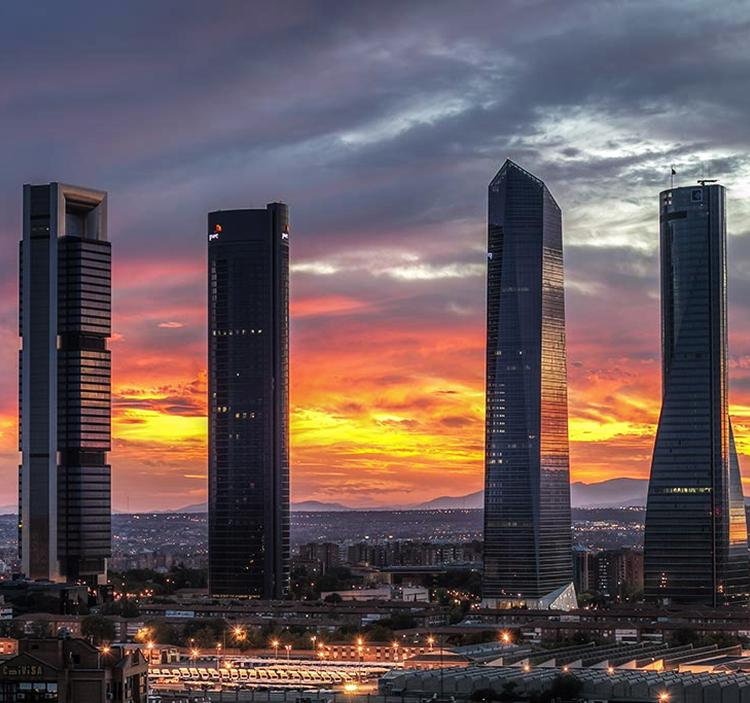 Freetour arquitectura moderna en Madrid