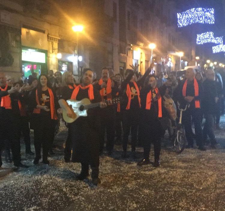 Clase: Gospel en barcelona