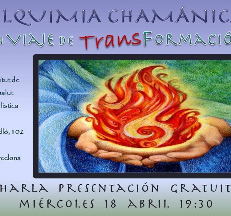de Presentación: Alquimia Chamánica