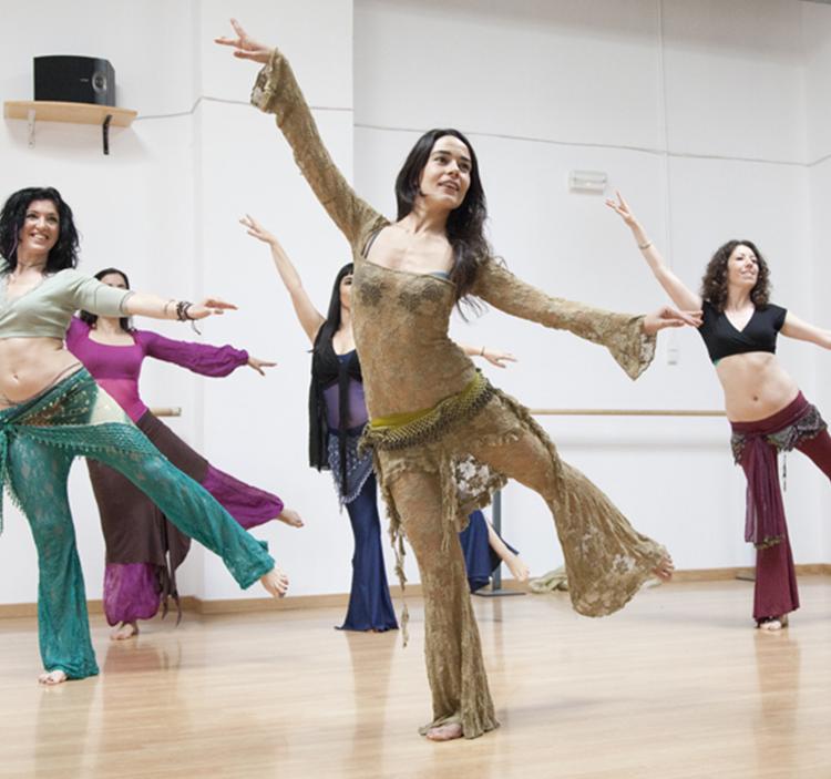 Taller: iniciación a la danza oriental