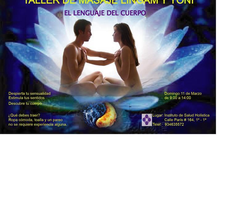 Taller: Iniciación al masaje tántrico
