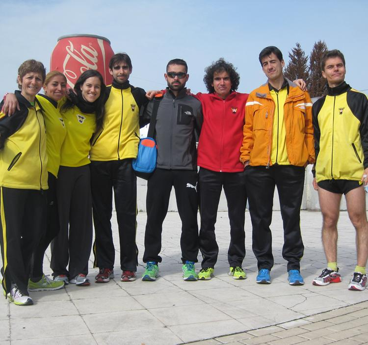 Iniciación al running, atletismo popular.
