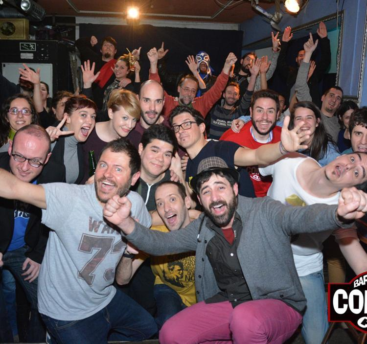 INICIO DE TEMPORADA BARCELONA COMEDY CLUB