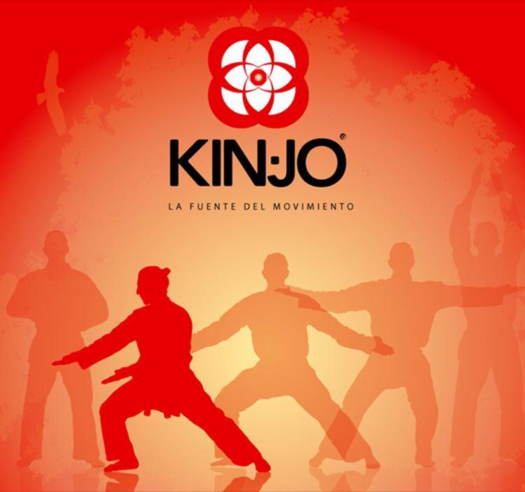 KIN-JO, la fuente del movimiento. Sesión gratuita