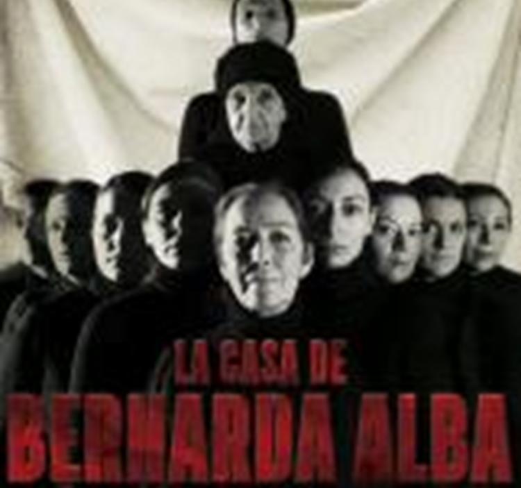 - La Casa de Bernarda Alba - Teatro  FERNÁN GÓMEZ